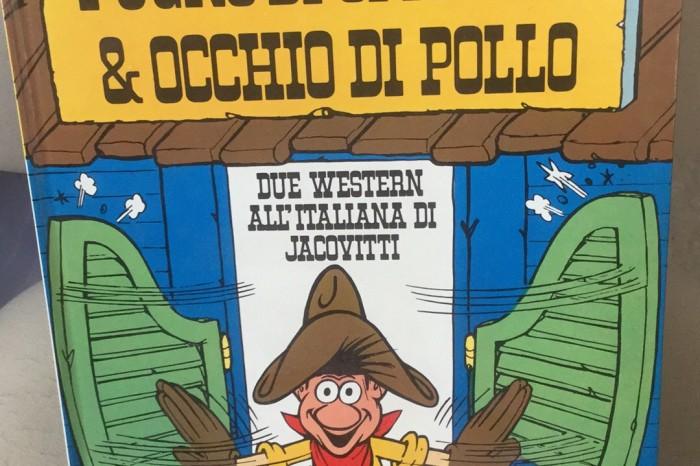 Fumetti di Jacovitti