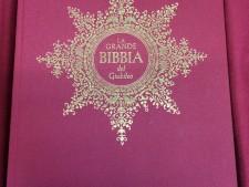 La grande bibbia del giubileo usato a Treviso