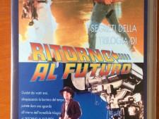 Video cassette ritorno al futuro usate e a Treviso