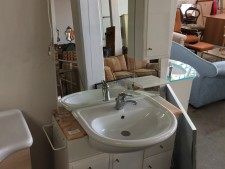 Arredo bagno usato a treviso portobello vintage
