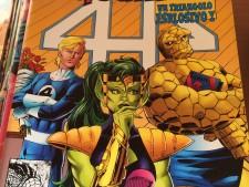 Fumetti Marvel Comics usati a Treviso