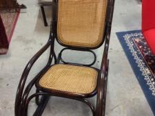 Sedia a dondolo usata a Treviso