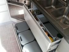 Cucina angolare usata a Treviso