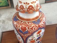 Vaso cinese usato a Treviso