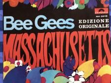 Vinile 45 giri Bee Gees usato a Treviso