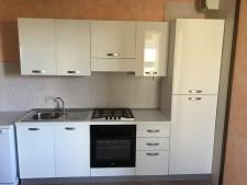 Cucina lineare usata a Treviso