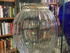 Vasi in vetro usato a Treviso